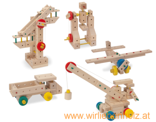 Matador Wooden Toys, childrens play, wooden construction kit