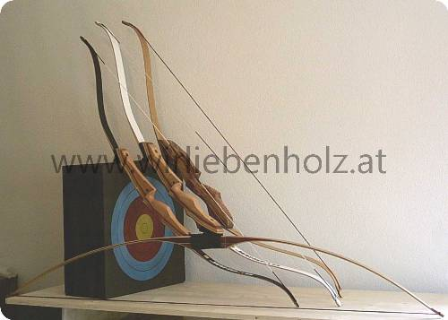 Long Bow, Hunting Bow, Take Down Bow, Recurve Bow, Youth Bow, Sports Bow