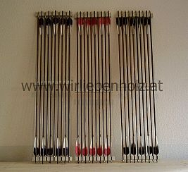 Bamboo Arrows 35-40 lbs