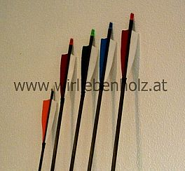 Carbon Arrows Spine 600