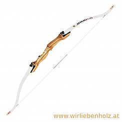 Sports Bow white 66 inches