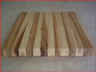 Cutting board solid